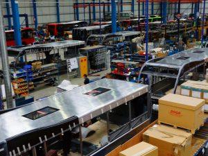 Bus Production & Maintenance