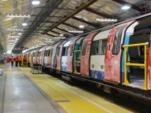 Train Production & Maintenance