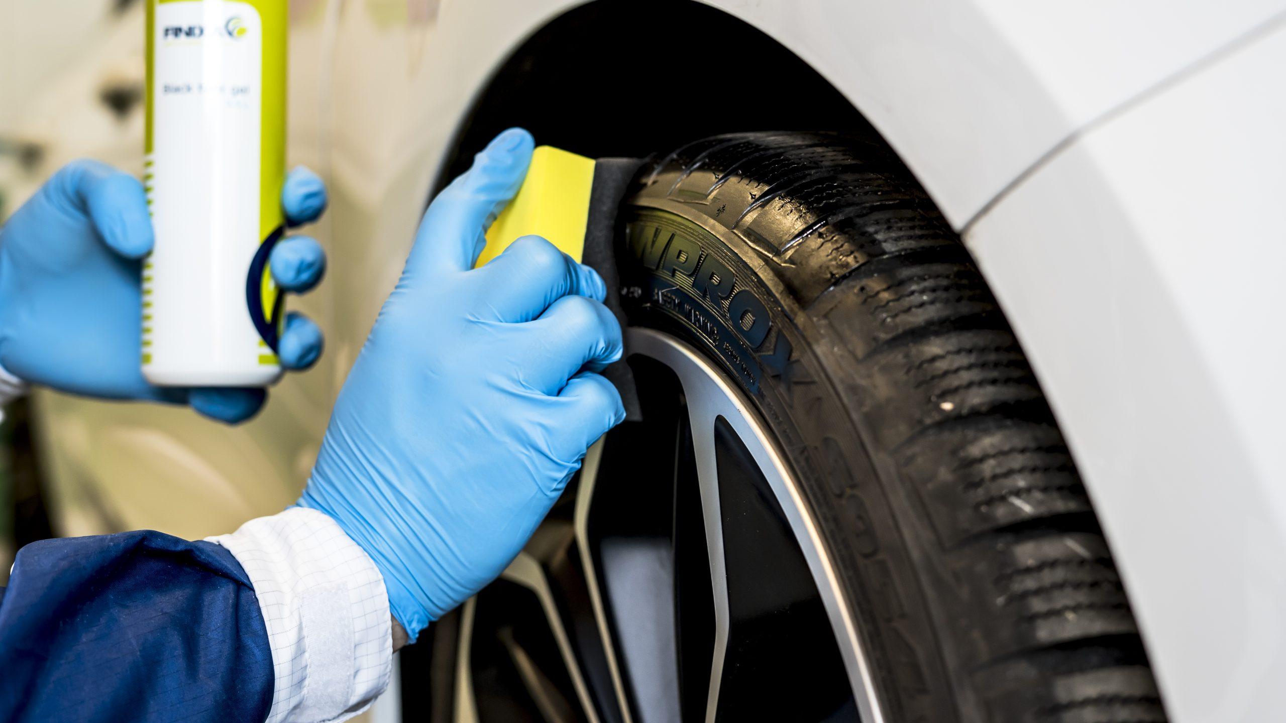 Black Tyre Gel