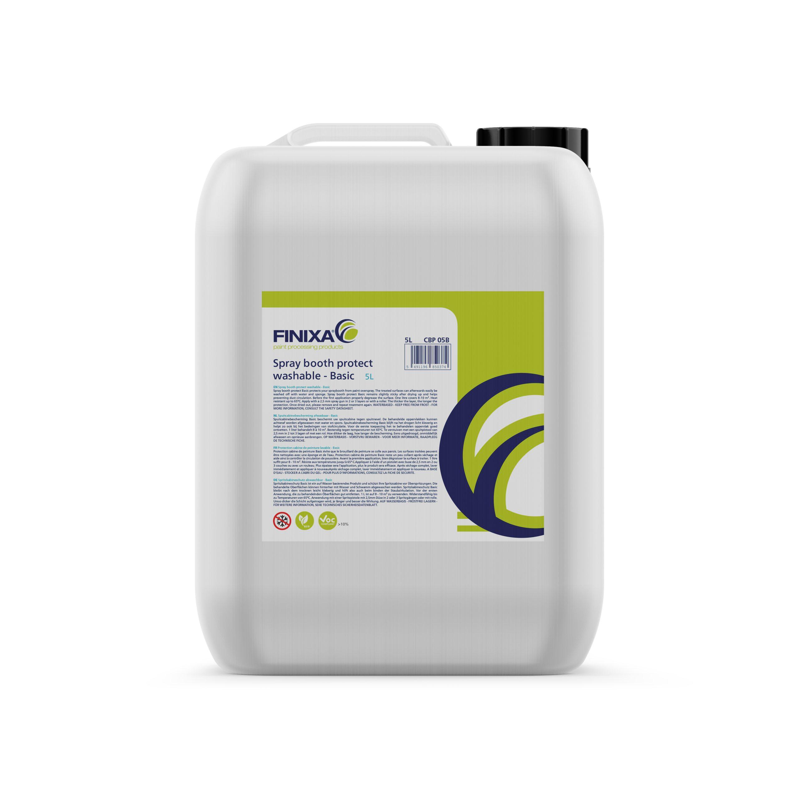 Spray booth protect Basic