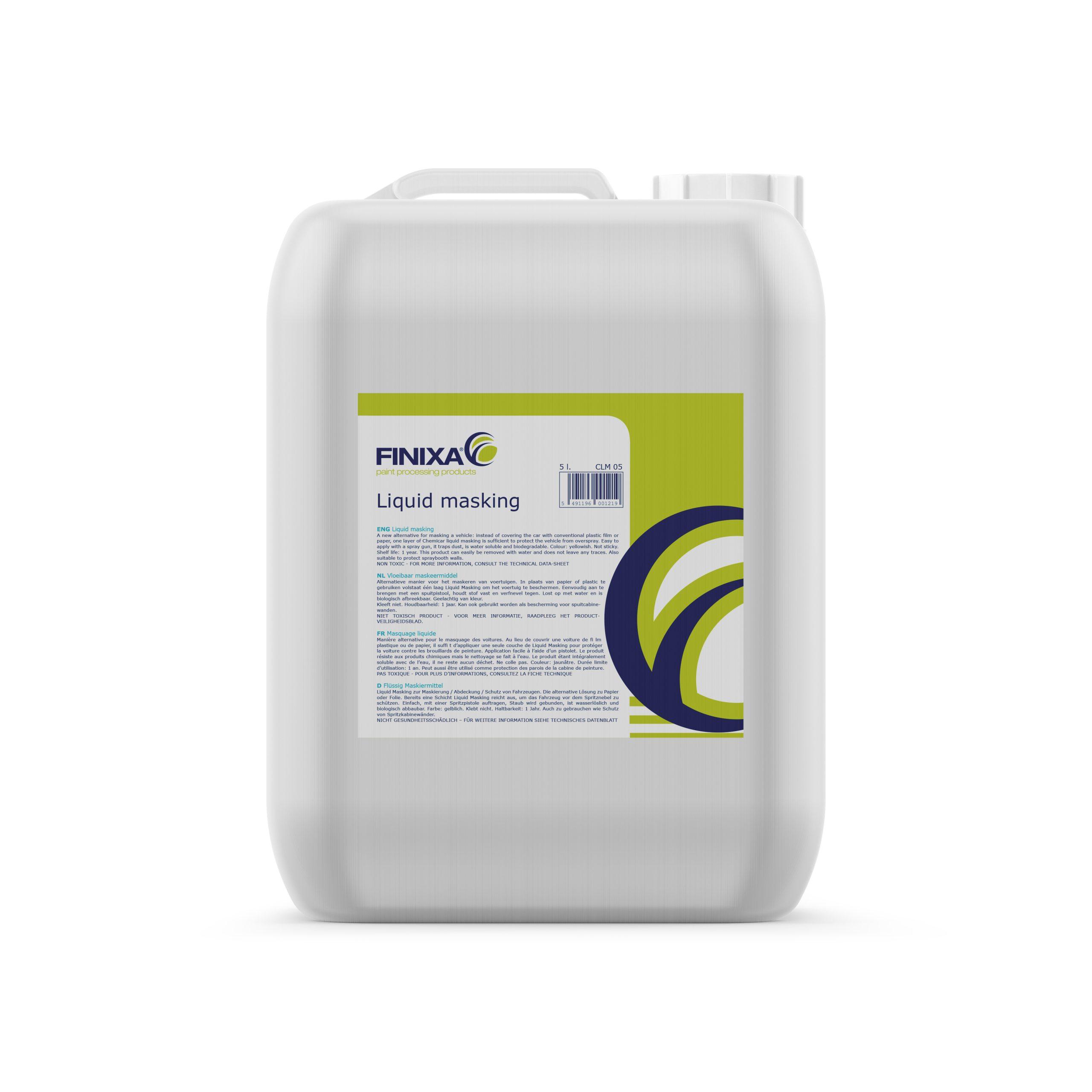 Liquid Masking wall protection - washable