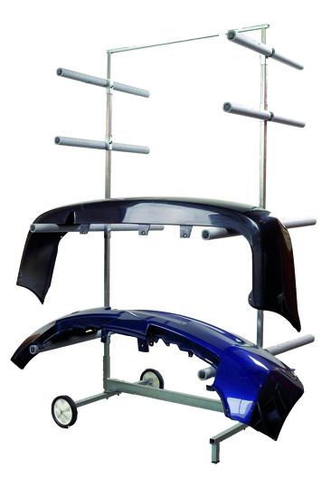 Bumper stand