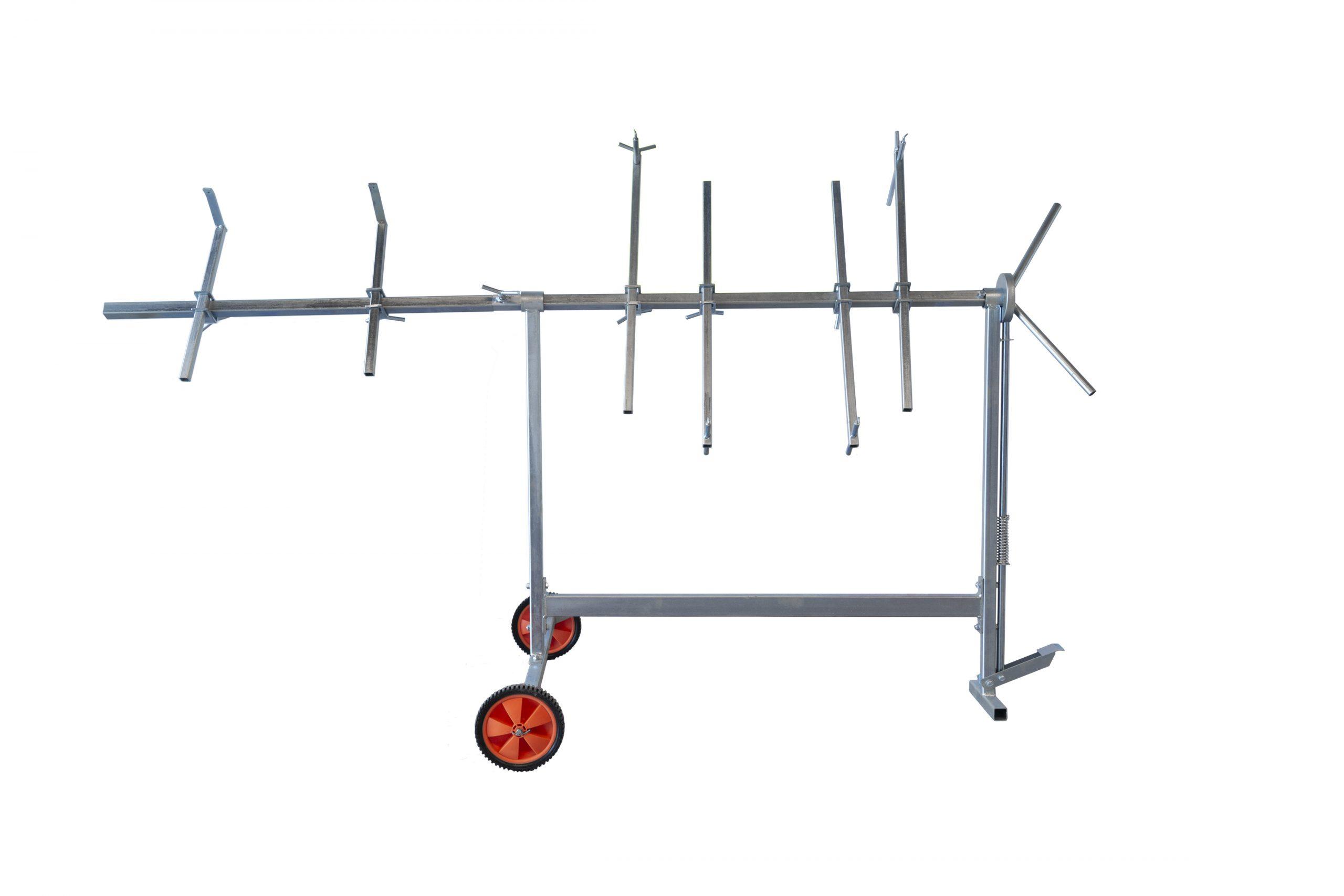Portal Rotating Panel Stand