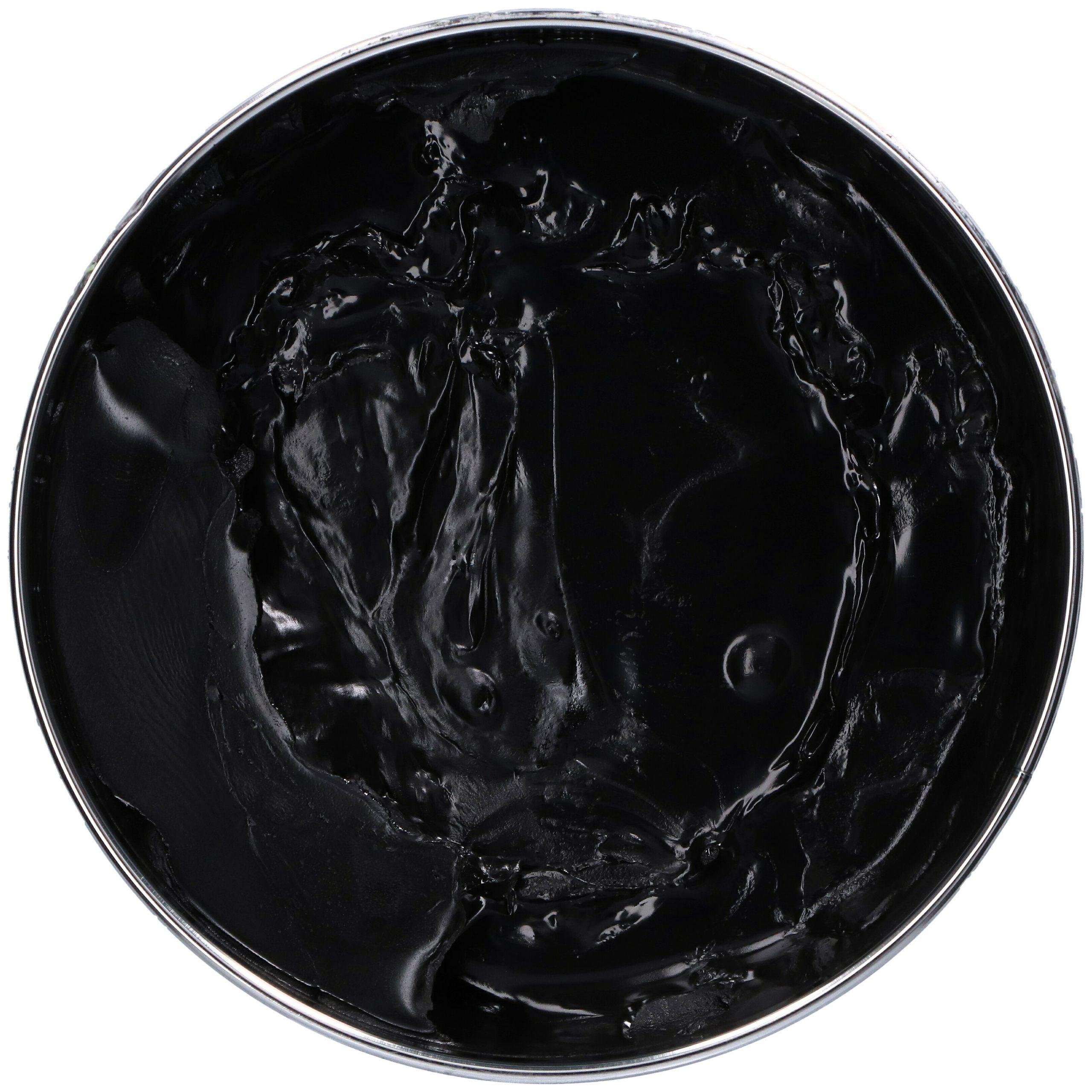 Black polyester putty GAPOL