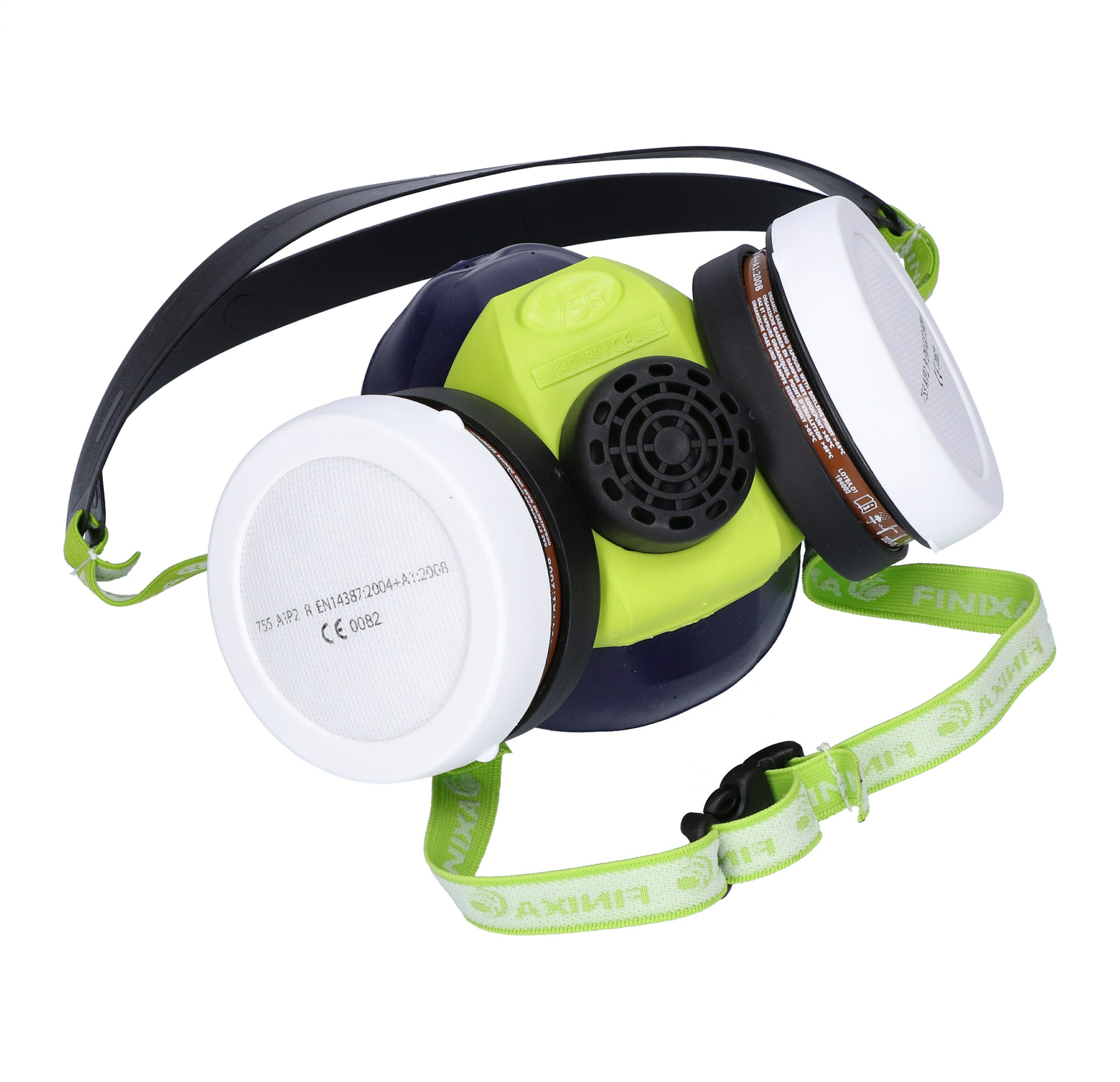 Spray mask A1, P2