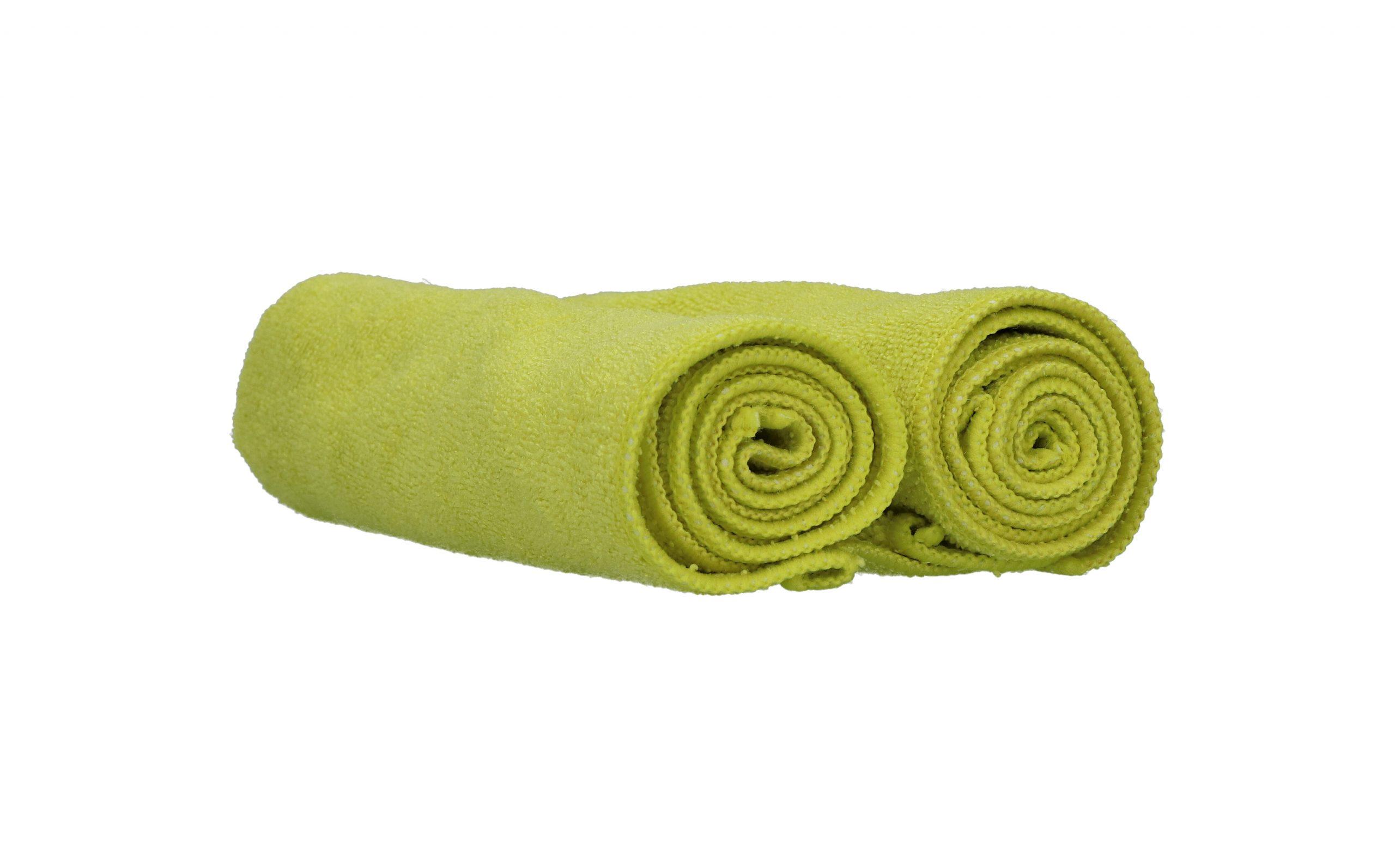 Green Microfiber Cloth