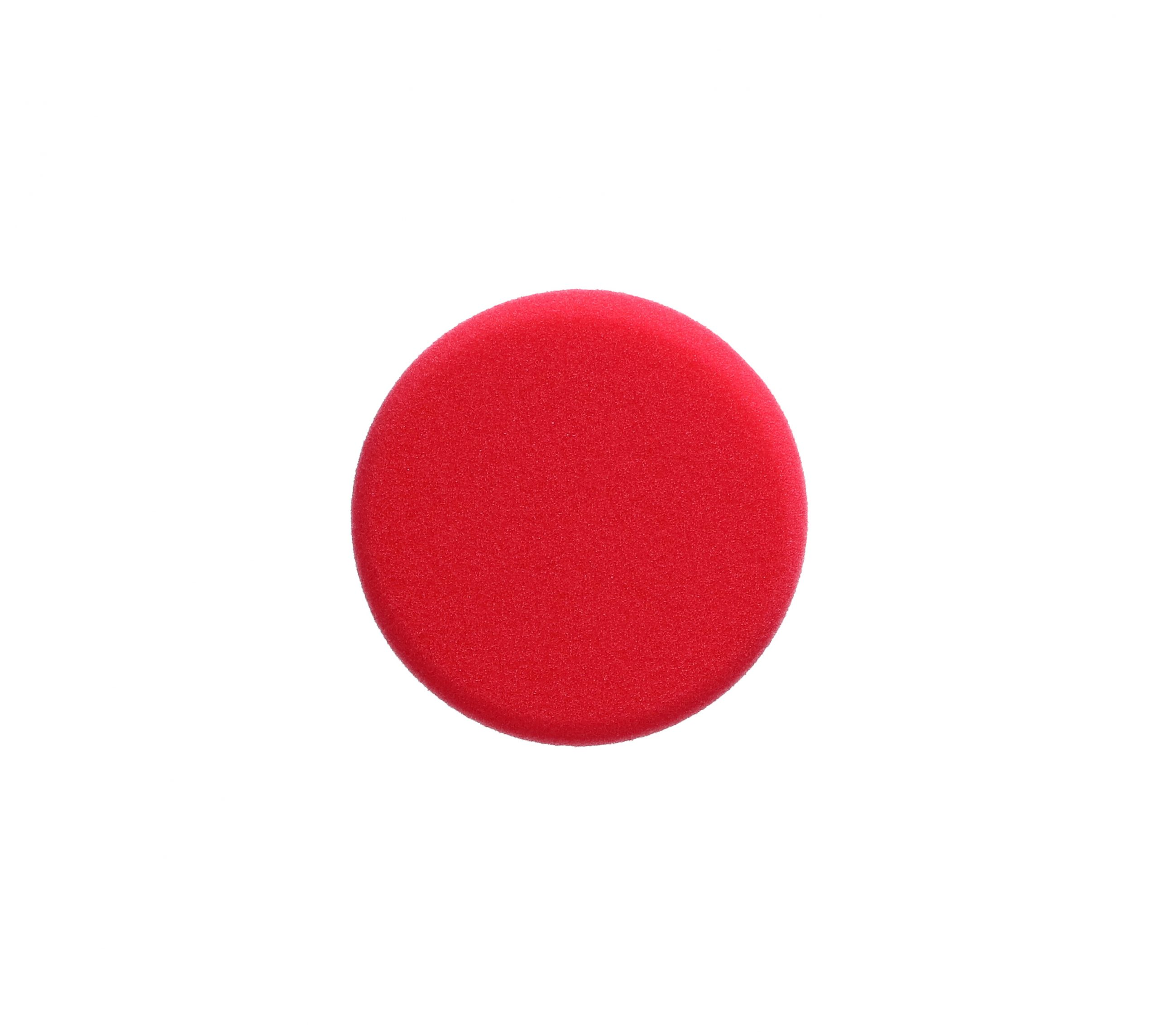 Red foam pad