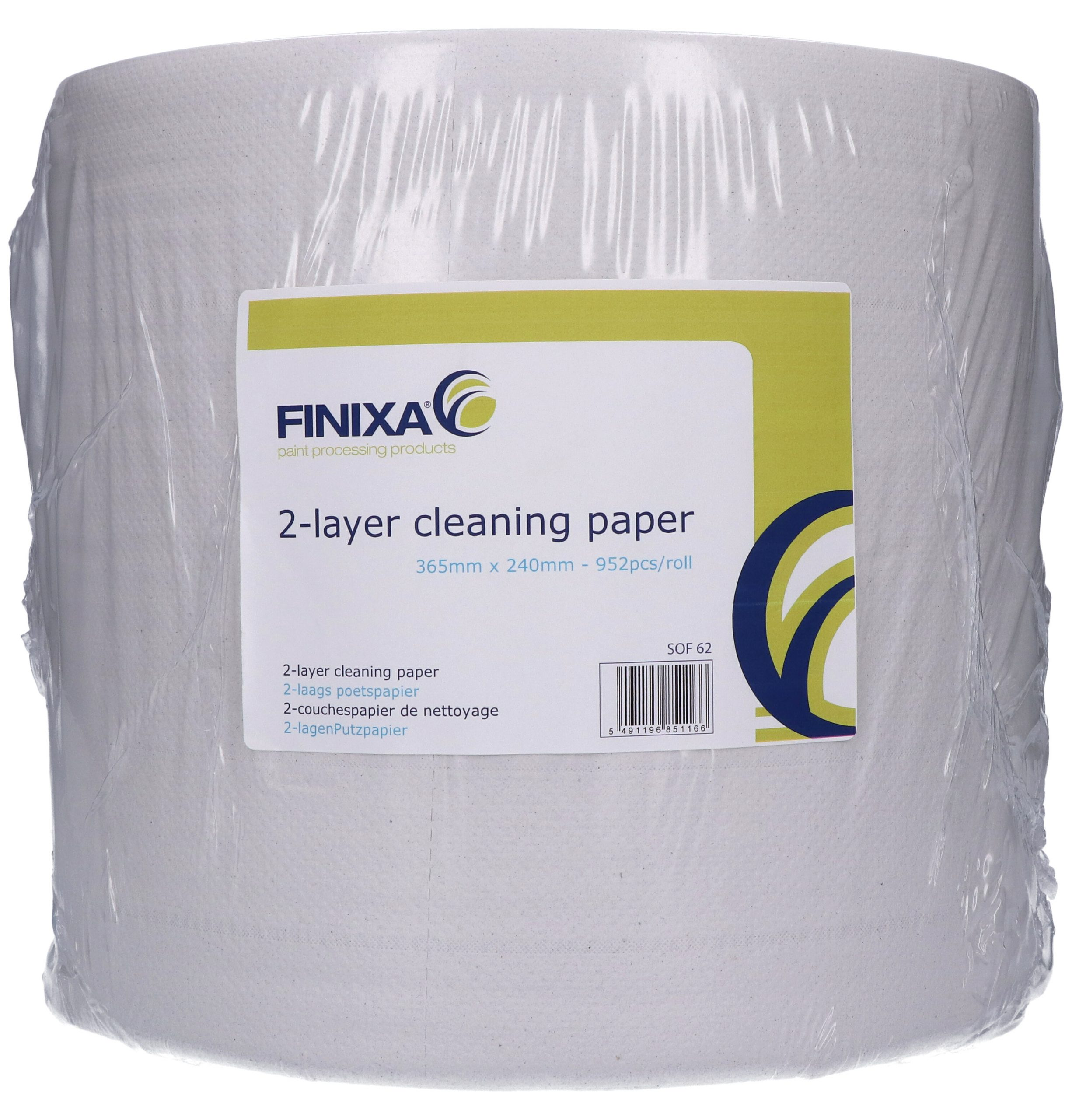 2 Layer Cleaning Paper