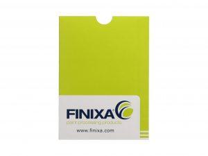Envelopes for spray sample plates