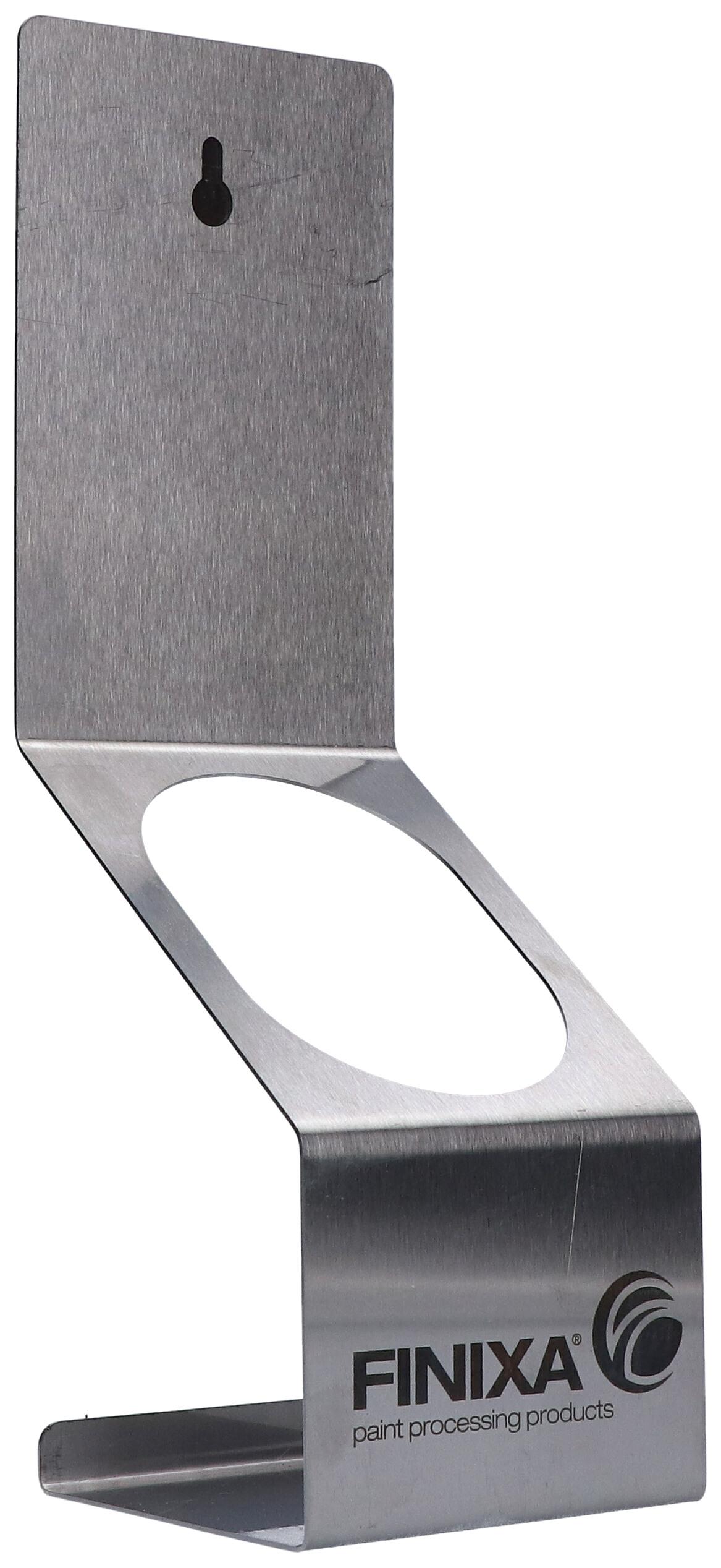 Magnetic aerosol holder
